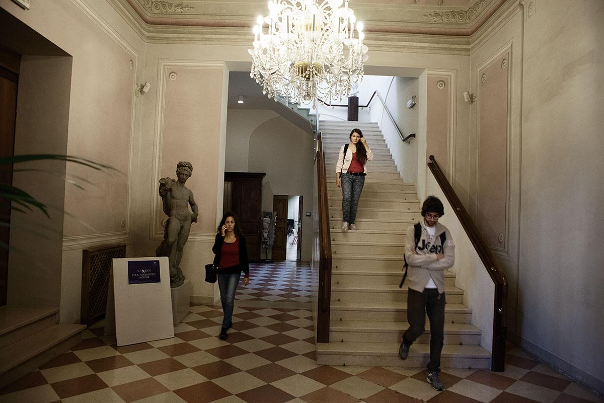digital storytelling esempi conservatorio cherubini