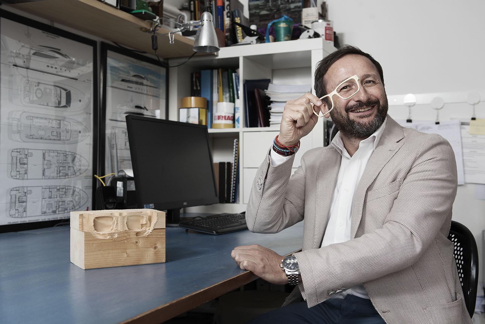 Ritratto di imprenditore nel blog made in italy