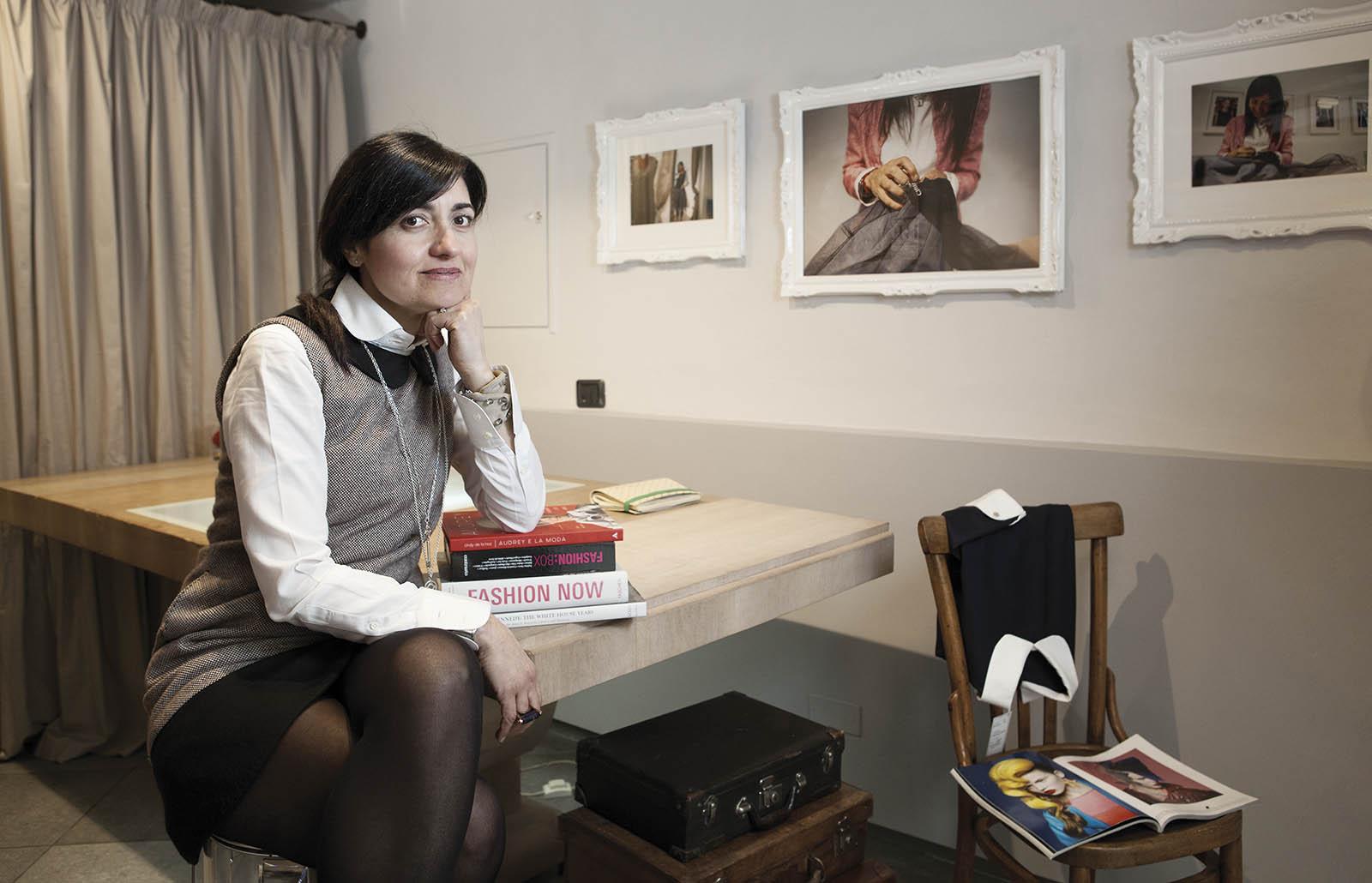 ritratto fashion designer, sul blog dello storytelling