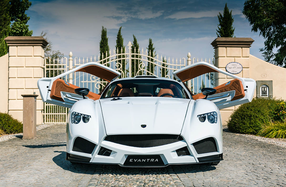 esempi storytelling automotive, evantra