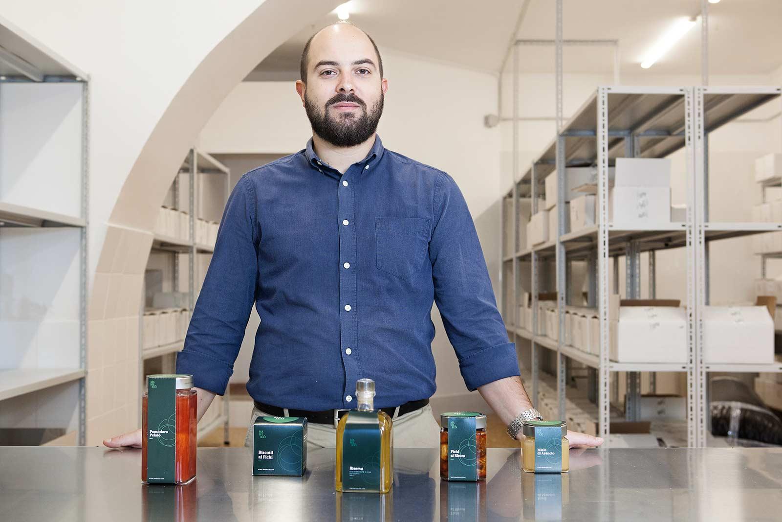 Ritratto di imprenditore su Made in Story, il blog del Made in Italy e dello Storytelling