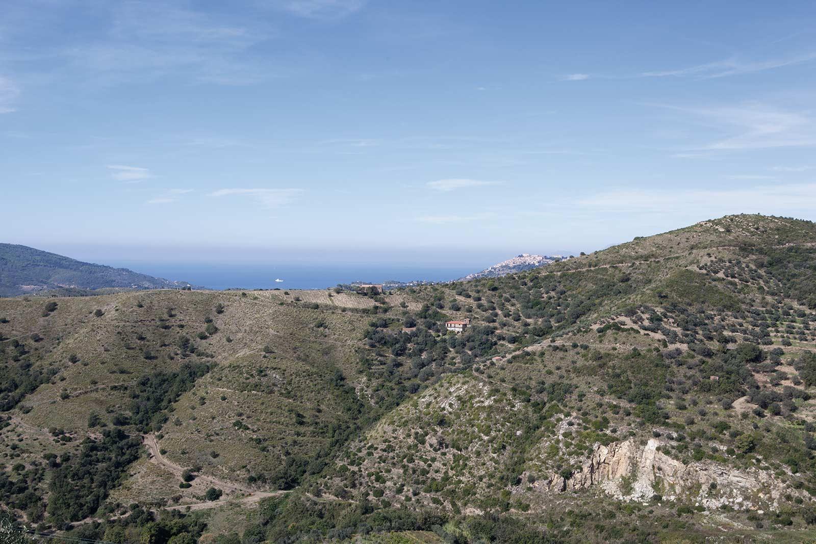 Panorama del Cilento, foto di Gianluca Flammia